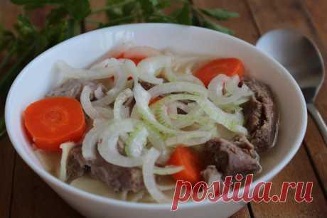 Рецепт Куллама - Башкирская кухня | Kitchen727