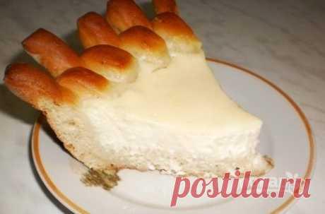 Сметанный пирог - пошаговый рецепт с фото на Повар.ру