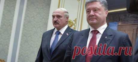 Остапа понесло. В Киеве заявили о визовом режиме с Белоруссией....
