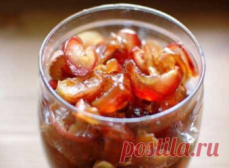 Варенье сухое из яблок. Даже можно брать с собой для перекуса!!! — Лайм