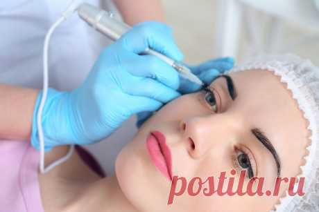 Стоит ли делать татуаж глаз «стрелки»? — Фото до и после процедуры