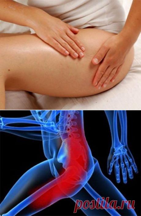 Все причины и методы лечения болей в бедре