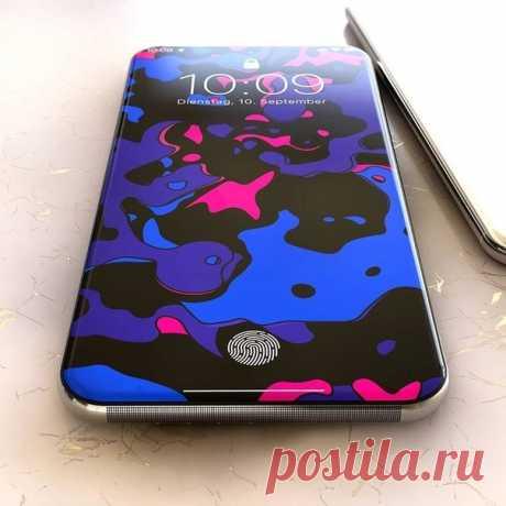 Как вам такой концепт iPhone 12 Pro Max?