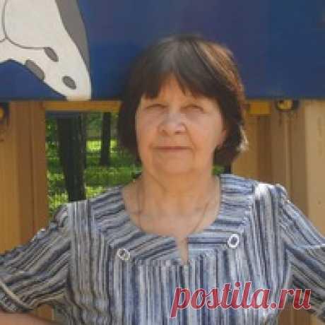 Нина Крутикова(Спицына)