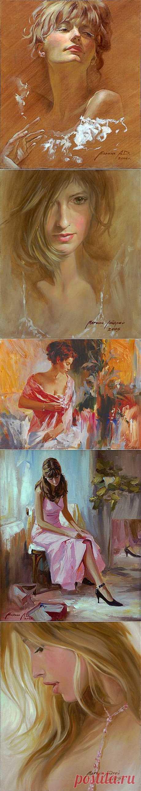 Андрей Маркин (Andrei Markin) | Art&Tatucya