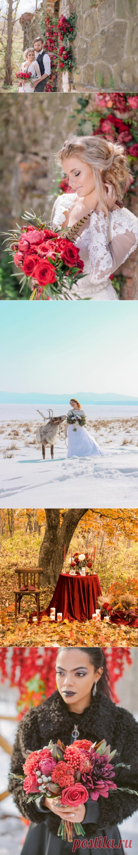 Ну очень красивый свадебный сайт! Студия Свадебных чудес