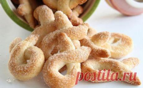 Хрустящее печенье за 30 минут! | Кулинарные рецепты | Яндекс Дзен
