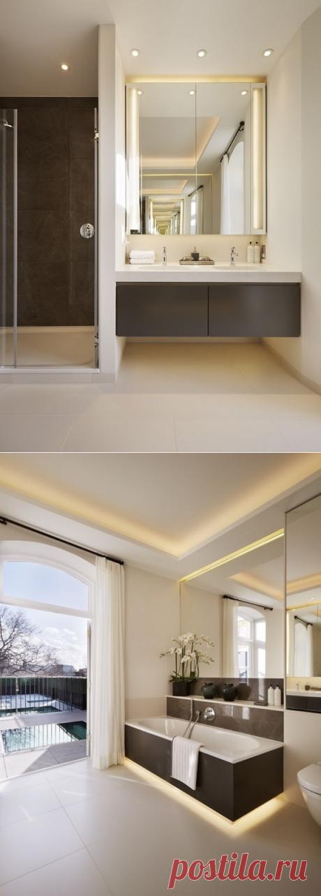 Современная английская элегантность - Дизайн интерьеров   Идеи вашего дома   Lodgers