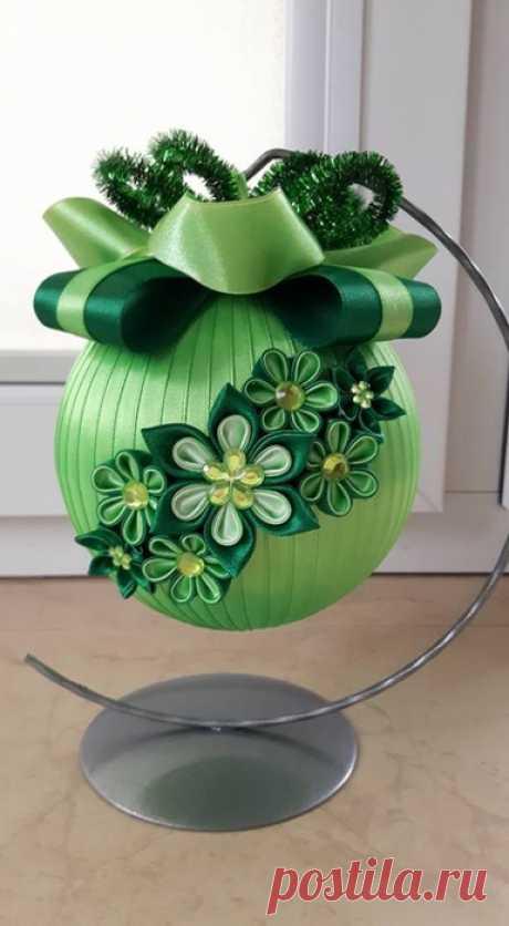 Новогодние шары для декора интерьера
