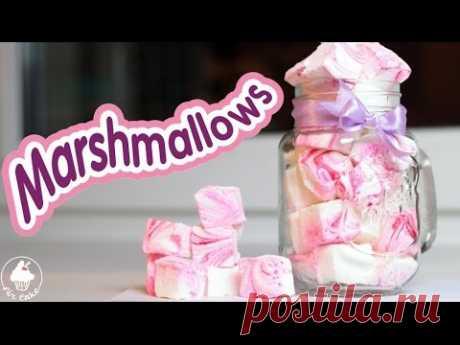 МАРШМЕЛЛОУ самый легкий рецепт  | Marshmallows
