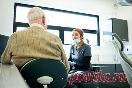 Льготы на лечение зубов пенсионерам