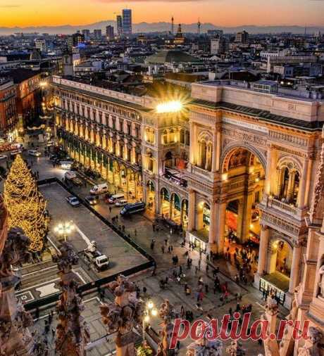 «Милан, Италия» — карточка пользователя николай ж. в Яндекс.Коллекциях