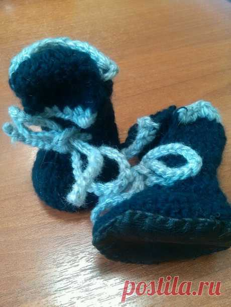 Knitted suits for animals 4