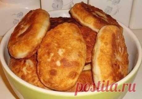 Быстрые пирожки с картошкой и мясом — СОВЕТ !!!