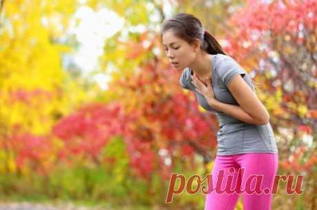 Одышка: как лечить одышку при сердечной недостаточности: Что нужно знать и делать в случае с одышкой: