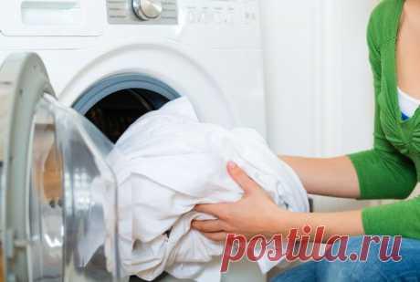 Если добавить этот натуральный ингредиент в стиральную машинку, вы без труда выведите любое пятно! | Сами с руками | Яндекс Дзен