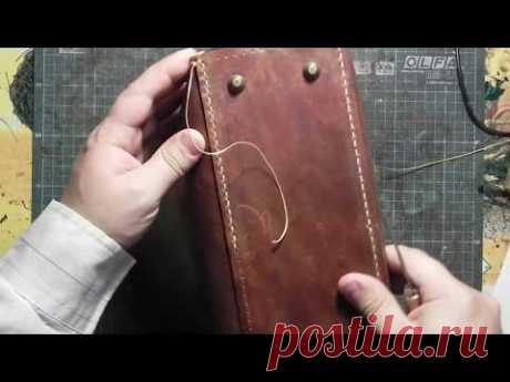 Технология прошивки кожи крючком. Cushion Firming Technology