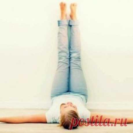 Одно упражнение несёт оздоровление всему организму - МирТесен