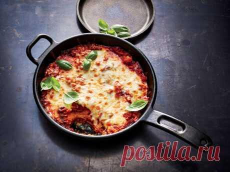 Горячий ужин на сковороде: пошаговые рецепты с фото и видео