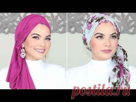 ¡3 Estilos de Hijab para el VERANO! OMAYA ZEIN