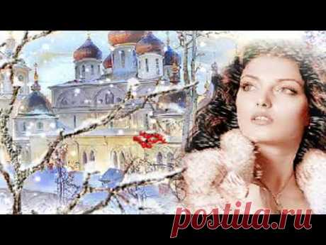 Необыкновенно Красивая Музыка для души и Завораживающие Зимние Пейзажи - YouTube Так приятно окунутся в сказочный новогодний мир!