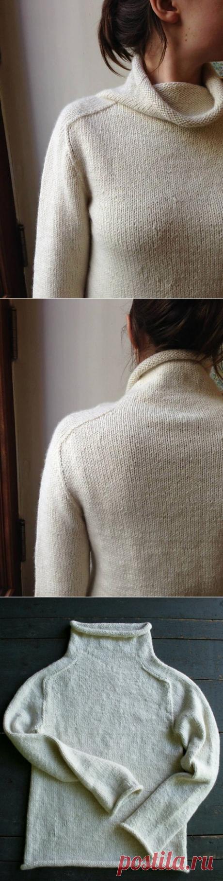 Пуловер Purl soho