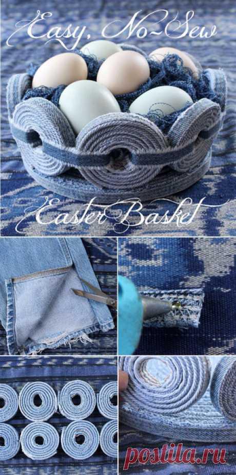 Супер идеи из джинсовой ткани и переделка старых джинс