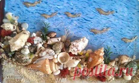 Панно - Морское | Страна Мастеров