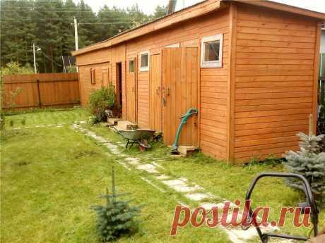 Нужно ли платить налог на дачный туалет и сарай? | Professionali.ru