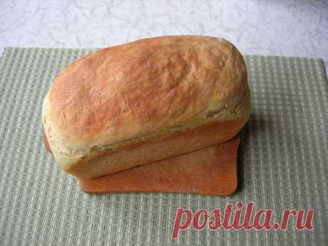 Хлеб не покупаю, пеку сама (без хлебопечки) | Рецепты Светланы Аникановой | Яндекс Дзен