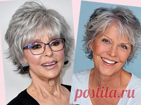 Что делать, если седина старит, а часто красить волосы уже надоело   Женщинам от Натальи Кононовой   Яндекс Дзен