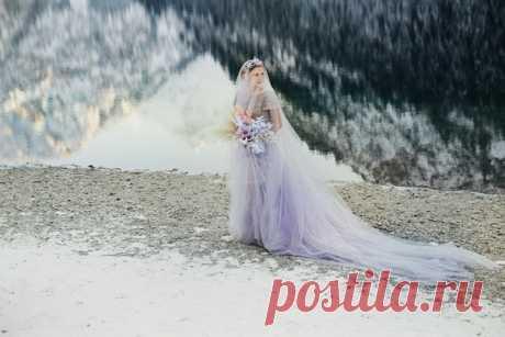 Какой красивой может быть зимняя свадьба! ❤