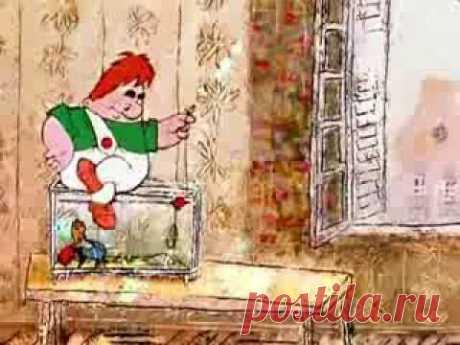 Малыш и Карлсон - все серии. Советские мультфильмы для самых маленьких - YouTube