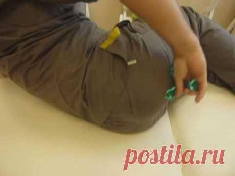 Самомассаж тазобедренного сустава