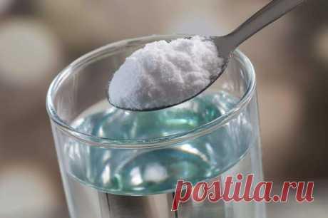Пищевая сода: недорогой и эффективный способ лечения аутоиммунных