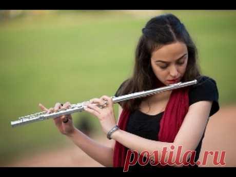 2 HORAS | que Tranquiliza relaksiruyuschaya la música con la flauta | Relaxation music
