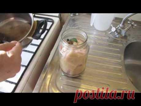 ¡La grasa en el banco - la receta más sabrosa!!! - YouTube