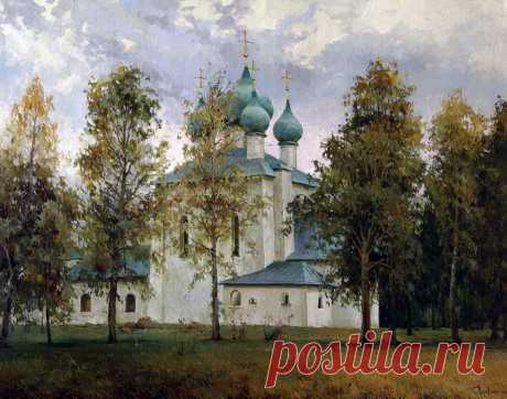 Пейзажи Сергея Александровича Перидериева