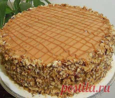 Самый вкусный торт — это тот который готовишь сам — Готовим по-домашнему