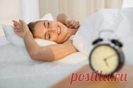 6 приемов, которые помогут заснуть даже в стрессовой ситуации