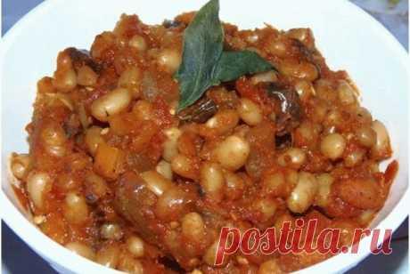 Фасоль отварная с овощами рецепт – мексиканская кухня, веганская еда: основные блюда. «Еда»