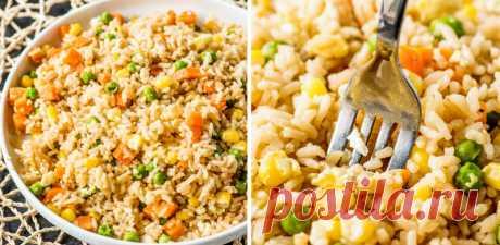 Способы приготовления риса