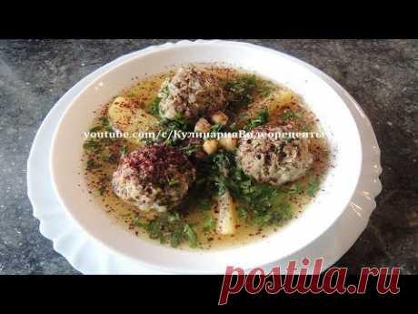 Кюфта. Азербайджанская кухня