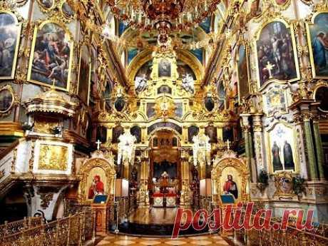 Братский хор Почаевской Лавры - Как хорошо в Твоем храме, Владычице