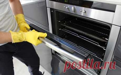 Да будет блеск: как быстро и просто очистить духовку от нагара / Все для женщины
