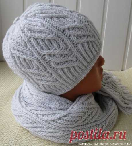 Hat and scarf spokes