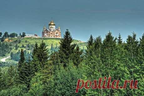 Белогорский монастырь - Уральский Афон, Россия / Speleologov.Net - мир кейвинга