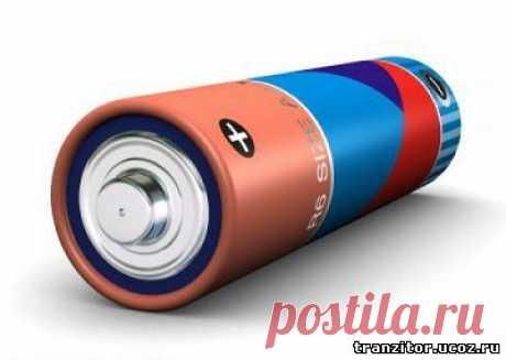 Восстановление севших батареек - Для умелых рук