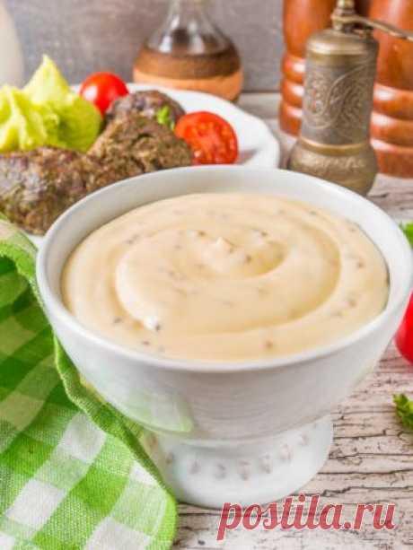 Рецепт сырного соуса с горчицей на Вкусном Блоге