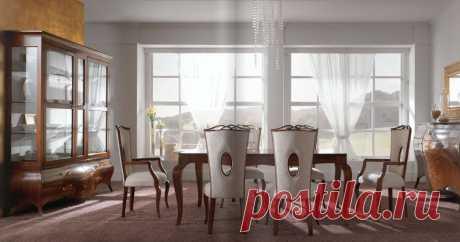 Stilema My Classic Dream - эксклюзивный дизайн гостиной